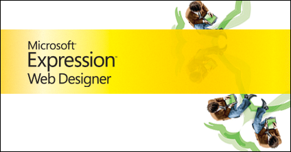 Microsoft Expression Web Designer beta 1