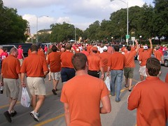 More of the Sea of Orange