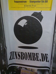 antisemiten zinsbombe