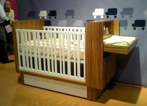 Nurseryworks Studio Crib at ABC Kids Expo 2006