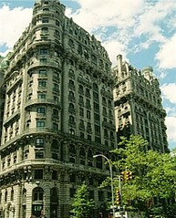 The Ansonia - Upper West Side