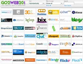 Todas las empresas 2.0 en un solo lugar