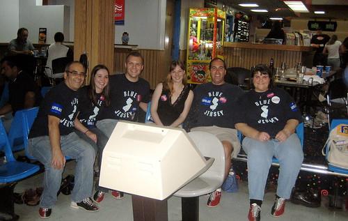 Team Blue Jersey