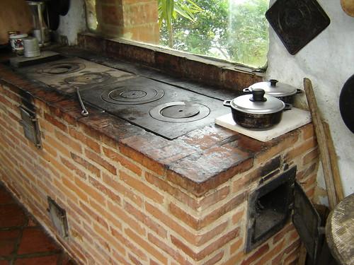 The gallery for fogon de lena - Fotos de cocinas de lena antiguas ...