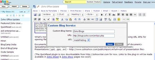 zohowriter-metaweblog