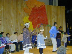 Siberian Yupik Dancers - P1010140