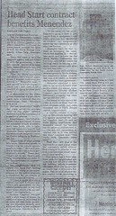 Jersey Journal article, second page