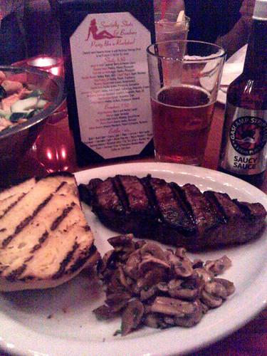 Gaslamp New York Strip Steak