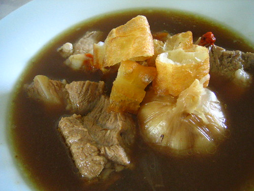 Bak Kut Teh + Recipe