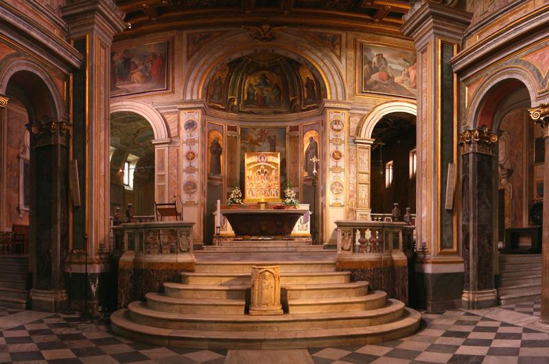 San Bartolomeo all'Isola, Rome
