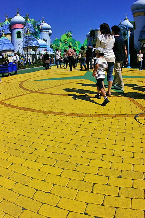 Yellow Brick Road USJ