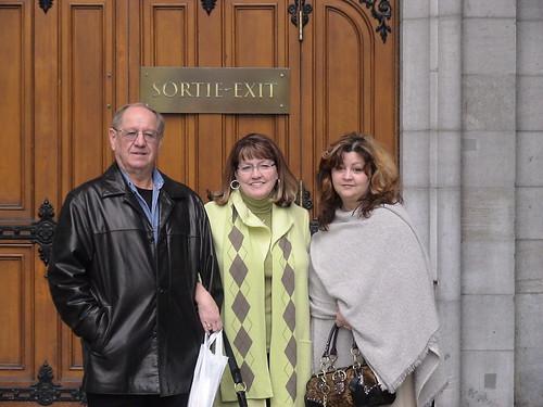 Ben, Mom and Moi