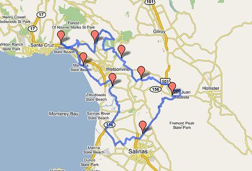 Surf City Century - 100 Mile