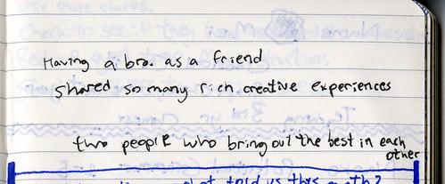 bestman notes