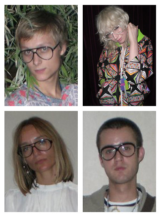 Töntbrillor