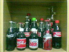 My Coke� Bottles Collection