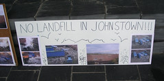 no landfill in johnstown
