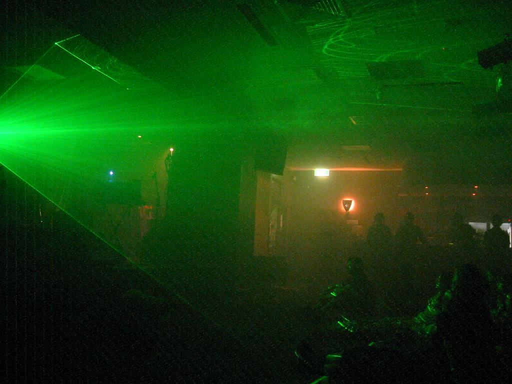 Crap Laser Show