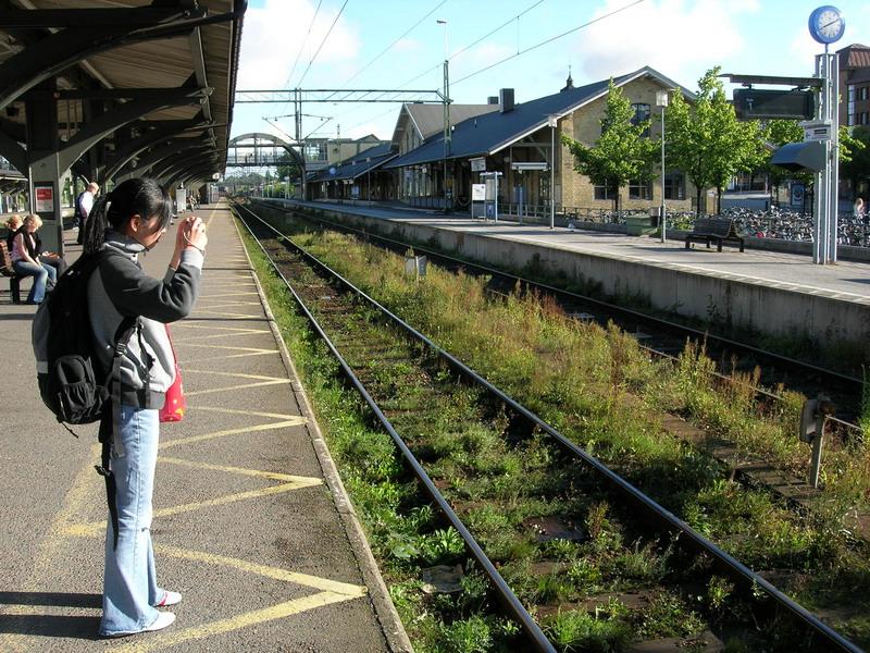 Lund车站和Kino