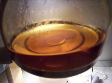 Un café aguado: especialidad de Finlandia