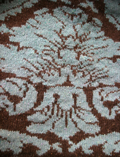 Brocade motif