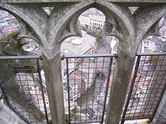 Dall'alto del Duomo