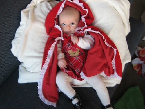 Ada aka Little Red Riding Hood