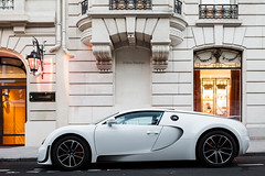 Bugatti Veyron SuperSport photo by Valkarth