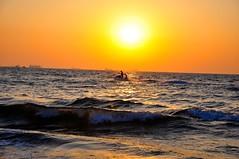 Sunset photo by bharatgupta76