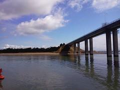 on a passé le pont...