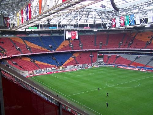 7105702203 9bec673a48 Ajax   FC Groningen 2 0, 22 april 2012