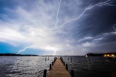 Lightning Over Fishing Bay - Deltaville, VA photo by jon_beard