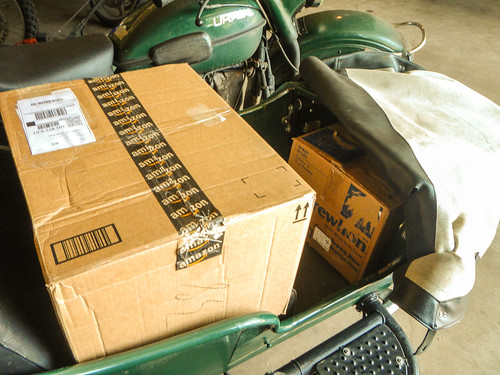 Ural Hauling Packages