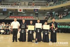 47th All Japan Junior kendo Tournament_085