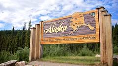 Alaska/Yukon border
