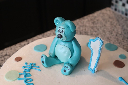 blue bear party