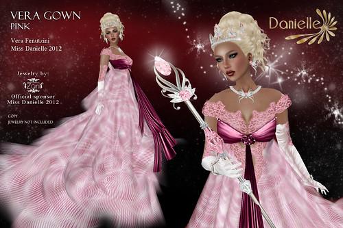 DANIELLE Vera Pink