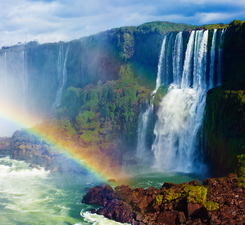 Iguazu Falls photo by AnnuskA  - AnnA Theodora
