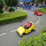 Emma doing a spot of driving<br/>09 Jun 2012