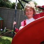 Still loves the swing<br/>13 May 2012