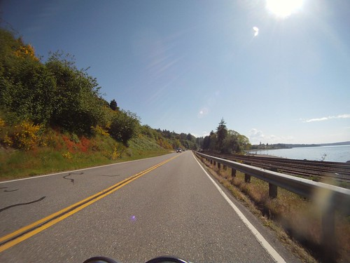Everyday for 7 Weeks - Day 29 - Seattle to Olympia