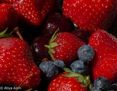 Eat seasonal, local and preferably organic ! photo by Atiya Azim