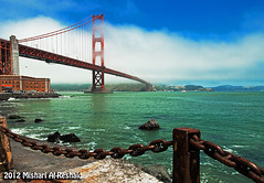 Golden Gate Bridge photo by Mishari Al-Reshaid Photography