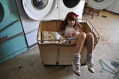 too much laundry @ $24.99 Hotel photo by Aces & Eights Photography