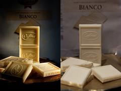 Caffarel - Finest White Italian Chocolate! photo by Vicco Gallo