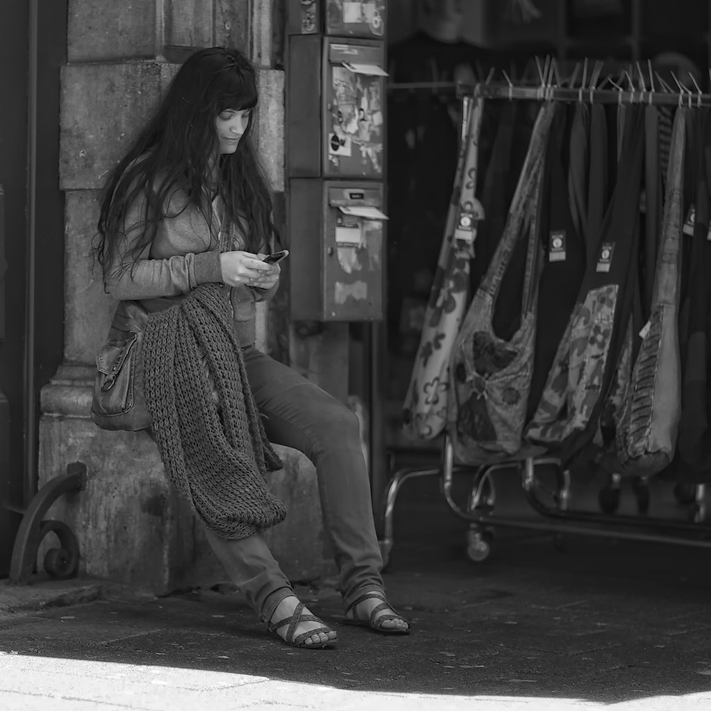 Seventies Girl photo by Fouquier ॐ
