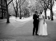 Weekend wedding shots photo by Rick Takagi