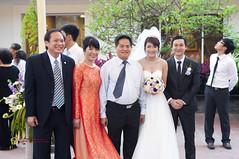 Phu Dung - Ngoc Anh' Wedding Party photo by Long Vĩ - Thiên Hoa Viên