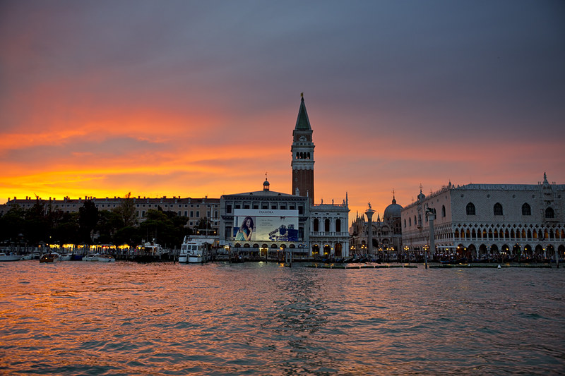 ciao venezia... photo by Giuseppe Moscato