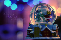 Dreaming Santa Claus photo by Crosshatchs